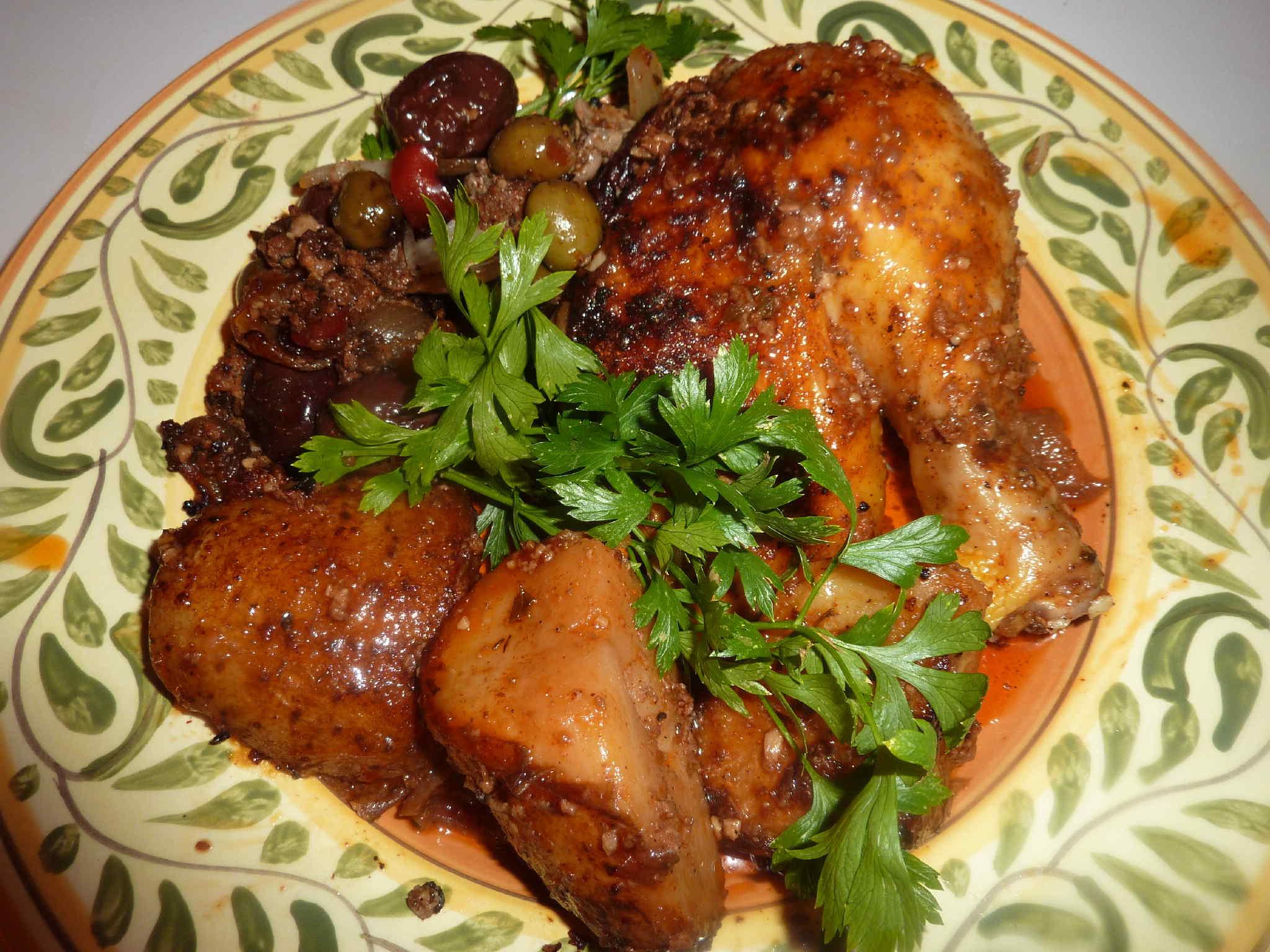 recipe: sherry chicken recipe [37]