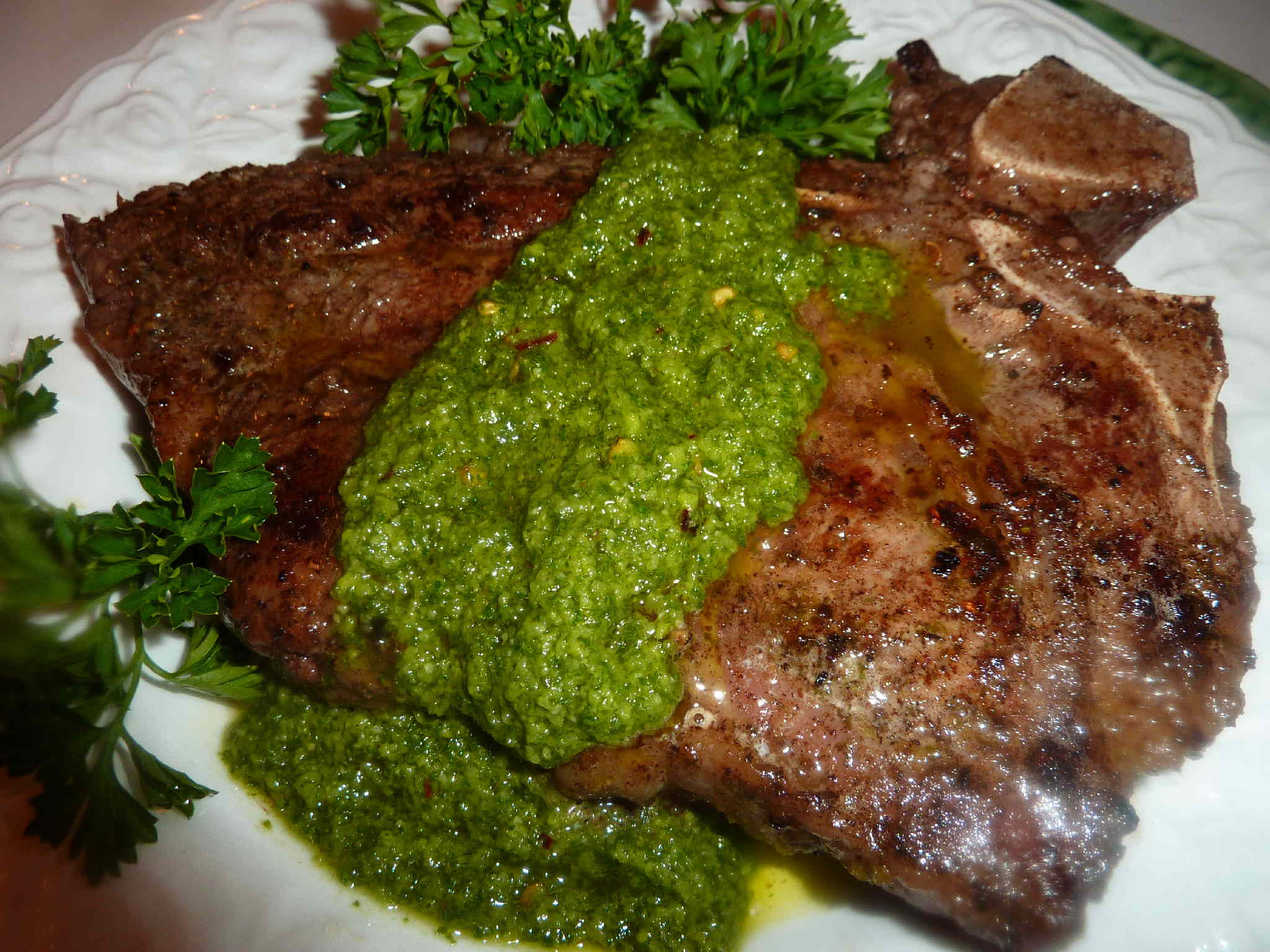 "Chimichurri Steak | ""Deja Vu"" Cook"