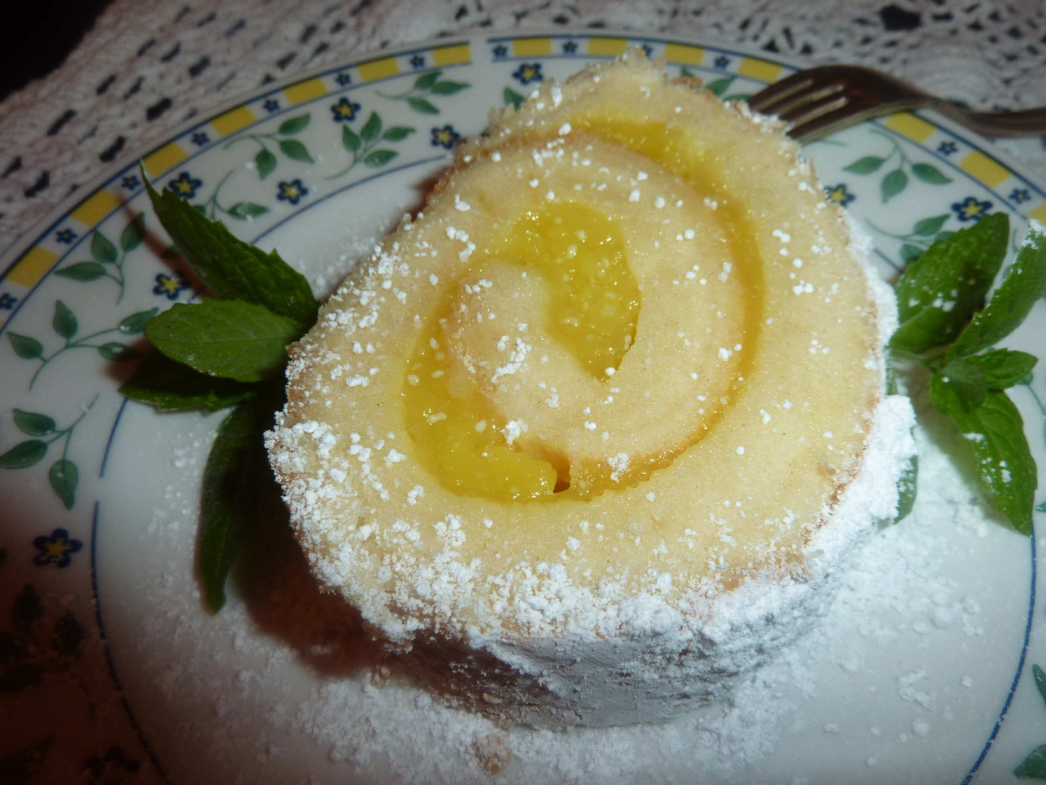 "Jelly Roll Recipe Using Cake Flour: ""Deja Vu"" Cook"