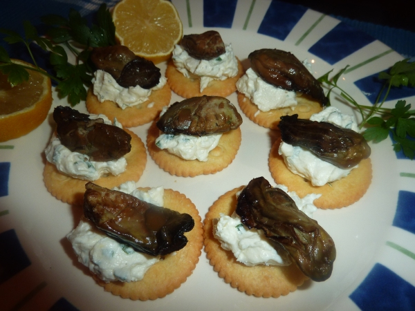 how to cook smoked oysters